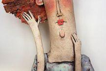 Kermiske skulpturer