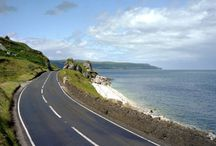 Ireland - Travel and Camping