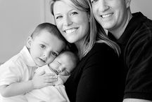 Idées photo parents / 2 enfants