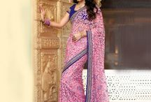 Stylish Dress / Jugniji.com : A huge sparkling collection of Indian ethnic wear in our attention-grabbing online showroom whose variety is growing every month. price $282.00 ## http://goo.gl/QEwb2e