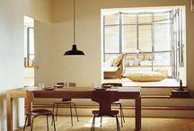 INTERIORS dining room