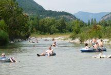 Vakantie aan de rivier
