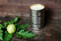 DIY Candle Making For Cool People / Make your own candles and gifts with these step by step candle making tutorials and ideas. #candlemaking #masonjars #candleholders