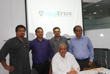 Behind the scenes of Mytrux / Guys stay updated with the behind scenes of team Mytrux. like Launching, Celebration, etc.