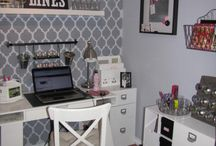 Craft & Sewing Rooms I love! / by Martha Cavazos Fipps