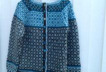 Ideer til strikking.