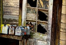 Mailboxes etc.  / by Trudy Hart-Stace