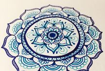 Crafts: Mandala Drawing Ideas