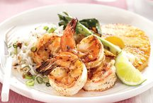 Recipes: I seafood and eat it / Miscellaneous seafood recipes / by Panagiota Koutsoulis