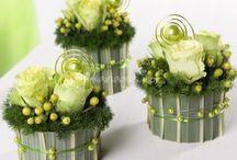 Flowers arranged/ Kvety aranzovanie