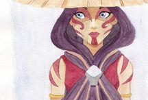 Avatar / dla fanów Korry i Aanga