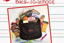 Back To School / Follow Us Back to School for healthy lunch ideas, easy week night meals, and fun giveaways throughout the school year! / by Melissa's Produce