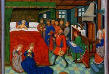Laat middeleeuwse beddengoed