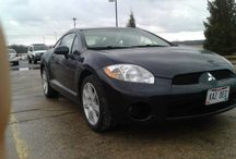 Used 2007 Mitsubishi Eclipse for Sale ($9,999) at Wellington, OH /  Make:  Mitsubishi, Model:  Eclipse, Year:  2007, Exterior Color: Black, Interior Color: Black, Doors: Two Door, Vehicle Condition: Excellent,  Mileage:85,000 mi, Engine: 4 Cylinder, Transmission: Automatic, Fuel: Gasoline, Drivetrain: 2 wheel drive.   Contact:440-935-9899   Car ID (56712)