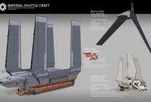star wars statki
