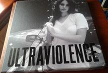 Lana Del Rey - Ultraviolence Super Deluxe Limited Box / Edycja kolekcjonerska ostatniej studyjnej płyty od Lany Del Rey.