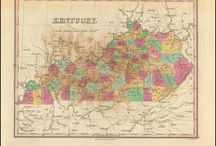 Kentucky Antique Maps / Antique maps of Kentucky show the dramatic changes in the states geographical and political situation over time. Vintage maps of Kentucky often show the growth of railroads, counties and cities in The State of Kentucky. Old maps of Kentucky, including antique maps of Louisville, Lexington and Florence can be found here.