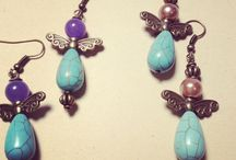 angeli angels colori / Jewels earrings ideas