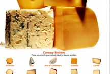 Cheese, Glorious Cheese / by Holly DeLai