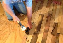 Flooring DIY