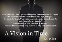 A Vision in Time / Books