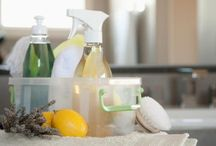Organization - Cleaning Tips & Schedules