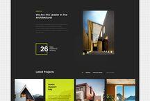 Drafting Room website redesign