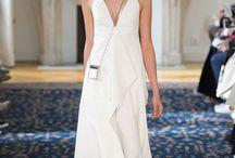 abito cotone bianco