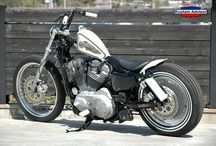 Black Mountain Cycle's Bobber Inspiration