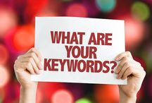 Keyword Research / It all begins with words typed into a search box. Keyword research is one of the most important, valuable, and high return activities in the search marketing field.