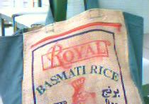 Burlap * Rice* Sack