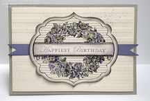 Apothecary Art- Stampin' Up! / For projects created using Stampin' Up! Stamp set Apothecary Art