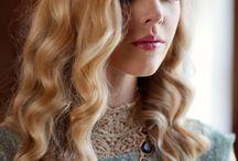 Brown/Blonde Hair / Blonde Human Hair Extensions Styles. shop here: http://www.belacahair.com/blonde-hair.html / by Black Hair Information