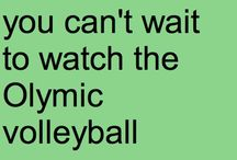 you know ur a volleyball player when...