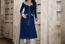 Designer Salwar Suits / Collection of hand picked designer salwar suits for any occasion. Shop online at http://www.styleamaze.com/, Whatsapp order: +91-8780775182