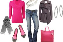 clothes, shoes, accessories, etc / by Jennifer