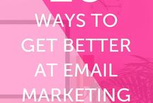 Email Marketing / email marketing, email tips, newsletter, mailchimp, convertkit, ems, marketing, inbox,list building, sales funnels