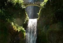 Waterfalls to visit