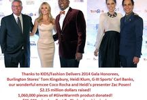 Annual Gala 2014 / K.I.D.S./ Fashion Delivers held a beautiful Gala at the Museum of Natural History.