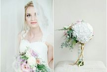 {Pebble and Lace} * Floral design