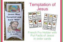 Historias de biblia