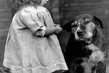 Mostly Vintage Photography ~ Children with Pets / Always loved vintage photos of children with pets. I really had not seen that many, but created this board  hoping to collect more. I am astonished at the number of photos I have now found. Thank you Pinterest! / by Carolyn Long
