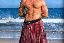 Gorgeous Men / Kilts and Other