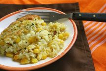 Thanksgiving Sides / by Janet Henderson