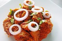 Hot n Spicy Indian Chicken Recipes