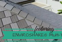 Enviroshake® Aesthetics / Seeing is believing. We recommend you visit a completed Enviroshake® project yourself to see the true beauty of the project. Contact your local Enviroshake® representative for completed projects near you.