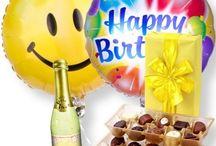 Luftballons verschenken / Luftballons zb. mit einem Strauß Blumen oder Sekt verschenken unter http://blumen-verschenken.eu/luftballons/