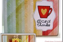 Crafts: Cards - Hello & Thanks / by Mairi Weder
