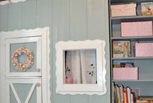 CCC playroom playhouse ideas / by Brandy Hurrelbrink