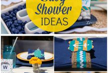 Stacey's baby shower-ideas